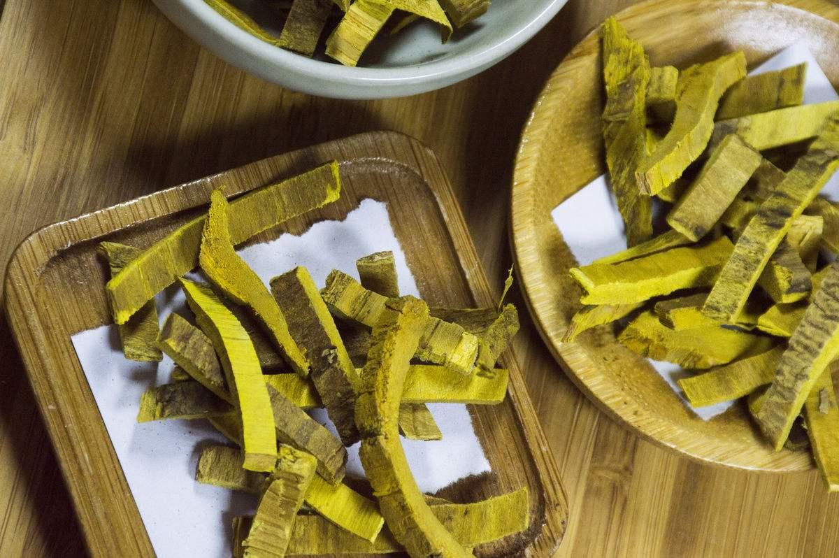 龙虾养殖药品黄柏