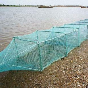 龙虾捕捉工具地笼网